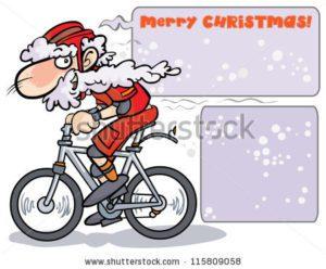 kerstfiets